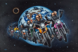 Bikers Rule the World